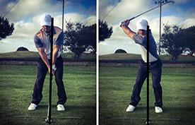 Correct Golf Swing